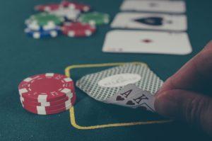 espressioni volto giocatori d'azzardo